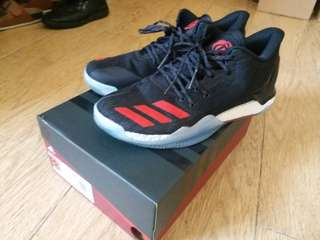 ADIDAS D ROSE 7 LOW BOOST 95% new  42.5
