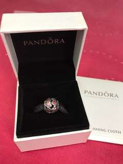 Pandora Charm (100% real) (90% new) including box & cloth