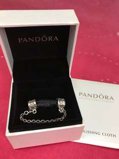 Pandora Charm (100% real) (90% new) including box & cloth