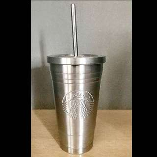 Starbucks Limited Edition Stainless Steel Tumbler - 2012 - Totally Unused