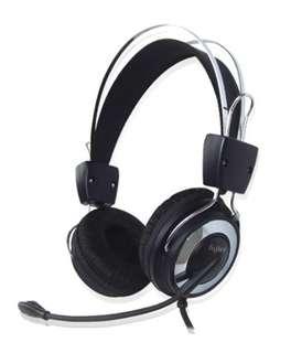 🔆保固三個月🔆蝶舞-舒適型頭戴式耳機麥克風