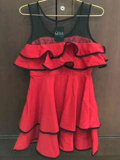 MDS dress new / never been used