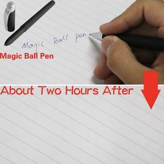 🚚 Disappearing Ink Ball Point Pen