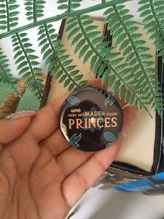 Language of Thorns Badge by Leigh Bardugo