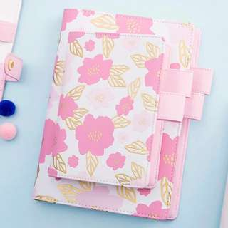 [Pre-order] LoveDoki Pink Floral Journal/Notebook