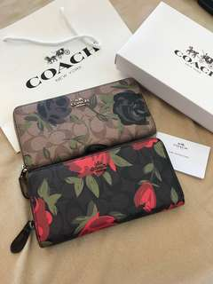 Coach Women Wallet Purse Pouch Coin
