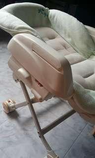 Combi High Chair/Rocker