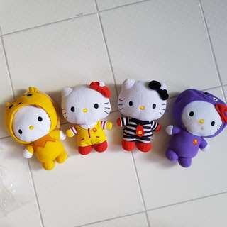 Macdonalds Hello Kitty Collection