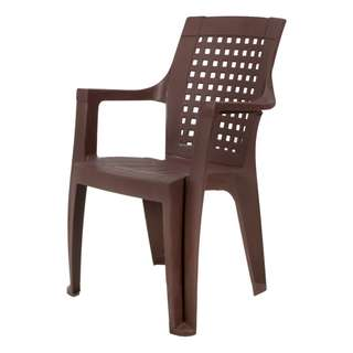 High Quality Stackable Plastic Chair 2 Pcs