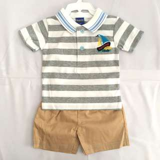 Baby Boy Cute Set Wear SB 012