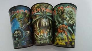 IRON MAIDEN LARGE CUPS