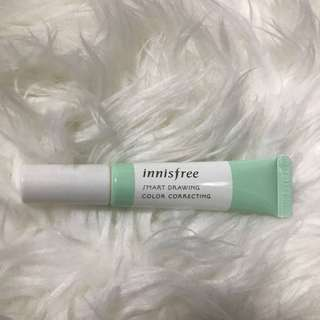 Innisfree smart drawing Color correcting (green)