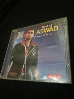 CD Aswad. Best of. Line clear
