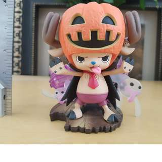 ONE PIECE TONYTONY.CHOPPER Premium Figure Halloween 2012 BANPREST CRANEKING