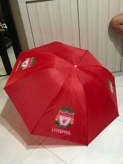 Liverpool umbrella brand new