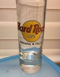 Hard rock Nagara Falls shot glass