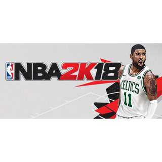 NBA 2K18 STEAM PC