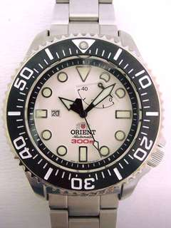 only hk$8399.100% new 日本制造Orient Watch World Stage Collection 300m Saturation Diving Divers WV0121EL M手錶