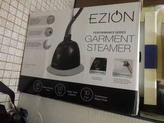 Ezion Garment Steamer GS-112 for ironing clothes