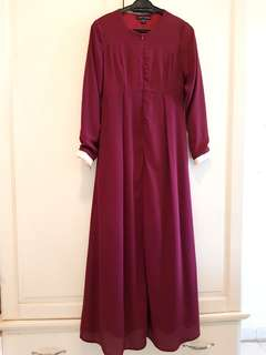 Love to Dress/Olloum Etherea Dress in Plum *Further reduction*