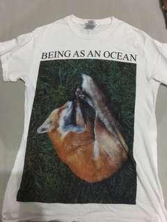 Being as an ocean fox shirt