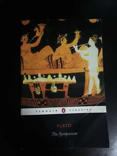 The Symposium by Plato