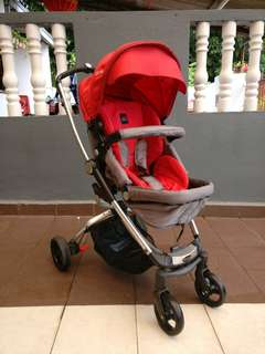 Sweet Cherry Stroller SCR12