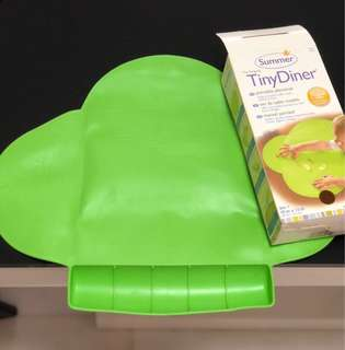 Tiny diner (summer brand; great for blw).