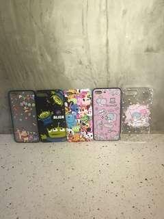 卡通軟膠iPhone 7p/8p case
