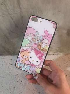 Hello kitty iPhone 7p/8p case