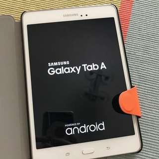 "Samsung Galaxy Tab A - 8"" with S pen"