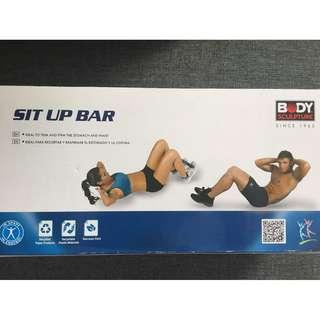 Sit up bar