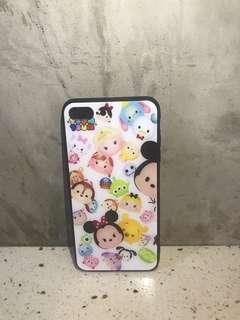 TsumTsum iPhone 7p/8p 玻璃硬殼