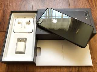iPhone 8 Plus 64gb Space Gray Like New Openline Complete