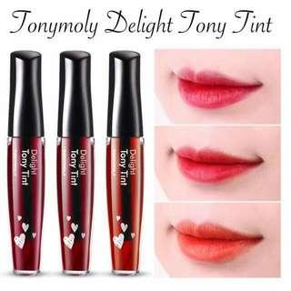 TONY MOLY DELIGHT TONY TINT (ONHAND)