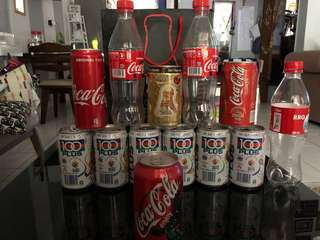 Coke Tin UK