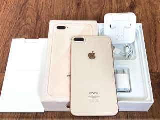 iPhone 8 Plus 64gb Gold Like New Openline Complete