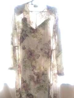 Baju Kurung Pahang M size