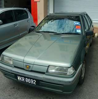 PROTON Iswara 1.3 power steering