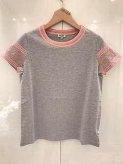 Kenzo 女款logo 短袖T恤