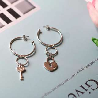 Promotion ‼️Key & lock Earrings