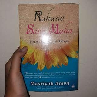Rahasia Sang Maha-Mashriyah Amva