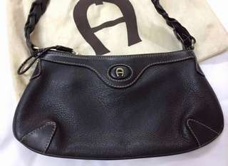 Authentic Aigner Bag - Nego till let go