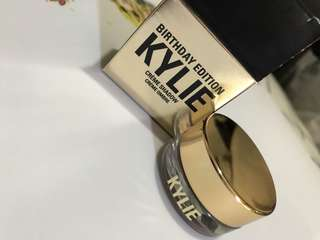 Kylie cosmetics copper creme shadow