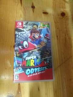 Super Mario Odyssey - Switch (有咭)