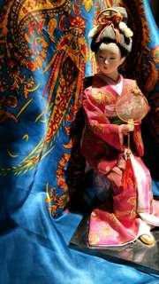 Pajangan Boneka Jepang