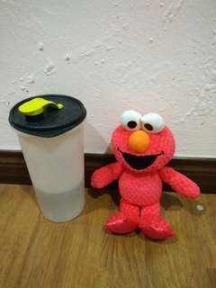 Authetic elmo soft toy