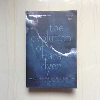 The Evolution of Mara Dyer by Michelle Hodkins