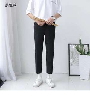 Uniqlo inspired formal ankle pants