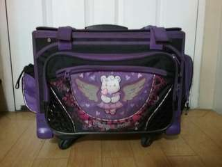 Hawk Trolley Bag for Girls